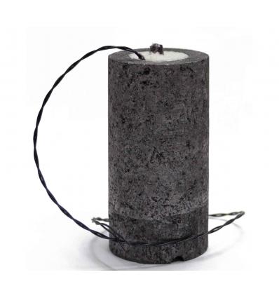 Тигель-форма одноразовая с электроподжигом