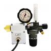 Регулятор для аргона и углекислого газа GCE ProControl c ротаметром и подогревом 42V