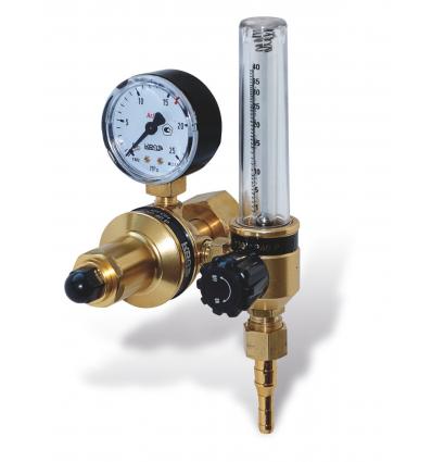 Регулятор с ротаметром для аргона и углекислого газа У 30/АР 40 Р KRASS