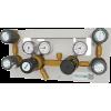 Автоматическая газовая рампа MTLS-6 300/20