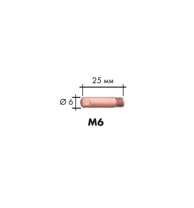 НАКОНЕЧНИК М6Х1,0Х25