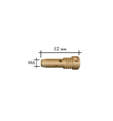 Вставка для наконечника M6/М16/52 мм