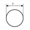 Керамические круглые подкладки