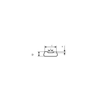 Керамические подкладки для односторонней сварки