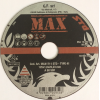 Круг отрезной 115х1.0х22.2 A60SX, MAX Италия
