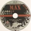 Круг отрезной 125 х 1,0 х 22,2 A60S, STD G.F. MAX, Италия