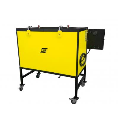 Контейнер для прокалки и хранения флюса SDF-250