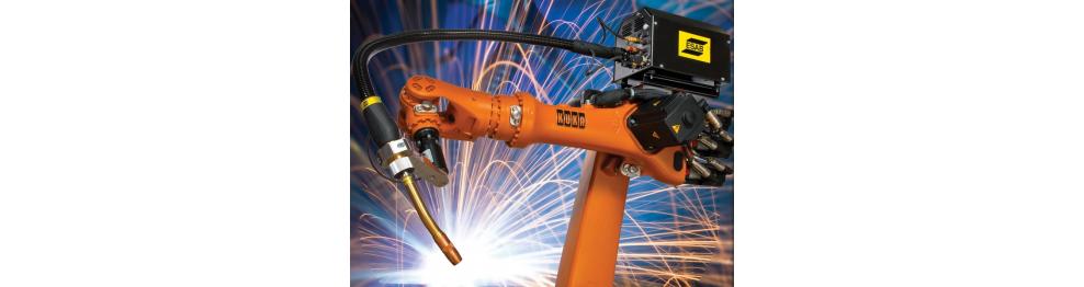 Применение роботов KUKA в промышленности