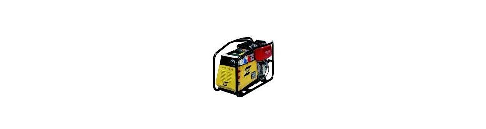 Сварочные генераторы и агрегаты